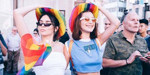 People, Fun, Yellow, Event, Abdomen, Glasses, Festival, Smile, Eyewear, Costume,