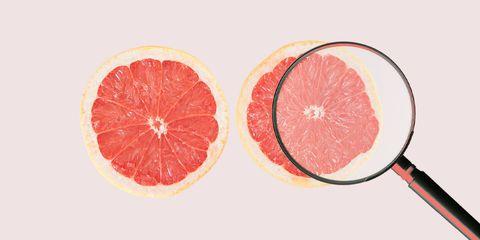 Citrus, Grapefruit, Food, Fruit, Citric acid, Pomelo, Plant, Orange, Vegetarian food, Produce,