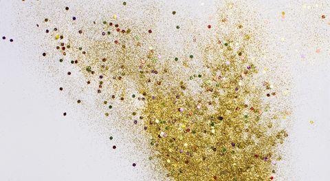 Glitter, Plant,