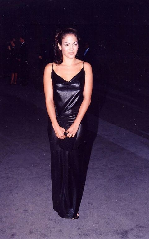 "<p>At the&nbsp;1997 APLA Fashion Benefit hosted by&nbsp;Tom Ford in Los Angeles, California<span class=""redactor-invisible-space"" data-verified=""redactor"" data-redactor-tag=""span"" data-redactor-class=""redactor-invisible-space""></span>.&nbsp;</p>"