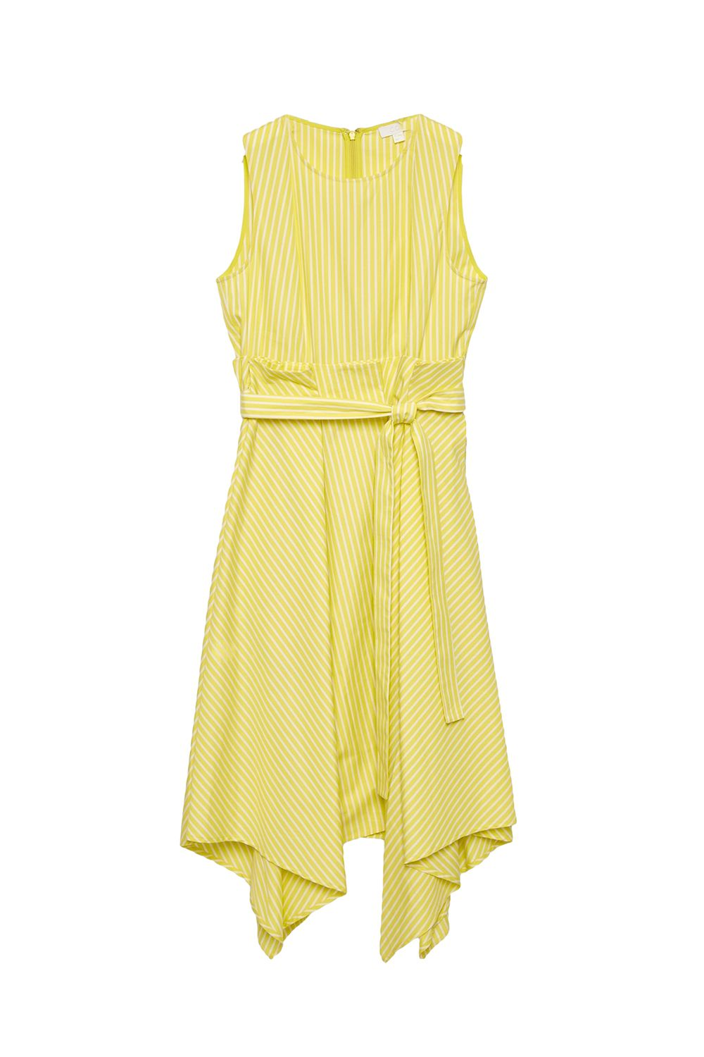 "<p>Don't be a wimp—wear yellow and paper-bag waists and big-ass pleats. (Okay, fine, it comes in black too.) </p><p><em data-redactor-tag=""em"" data-verified=""redactor"">COS, $125</em></p><p><strong data-redactor-tag=""strong"" data-verified=""redactor"">BUY IT: </strong><span class=""redactor-invisible-space"" data-verified=""redactor"" data-redactor-tag=""span"" data-redactor-class=""redactor-invisible-space""><strong data-redactor-tag=""strong"" data-verified=""redactor""><a href=""http://www.cosstores.com/us/Women/Dresses/Sleeveless_dress_with_pleated_waist/46881-27923937.1#c-15133319"" target=""_blank"" data-tracking-id=""recirc-text-link"">cosstores.com</a>.</strong></span></p>"