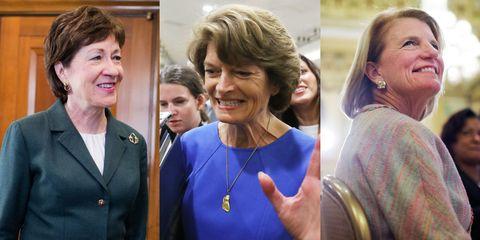 GOP senators vote against Obamacare repeal