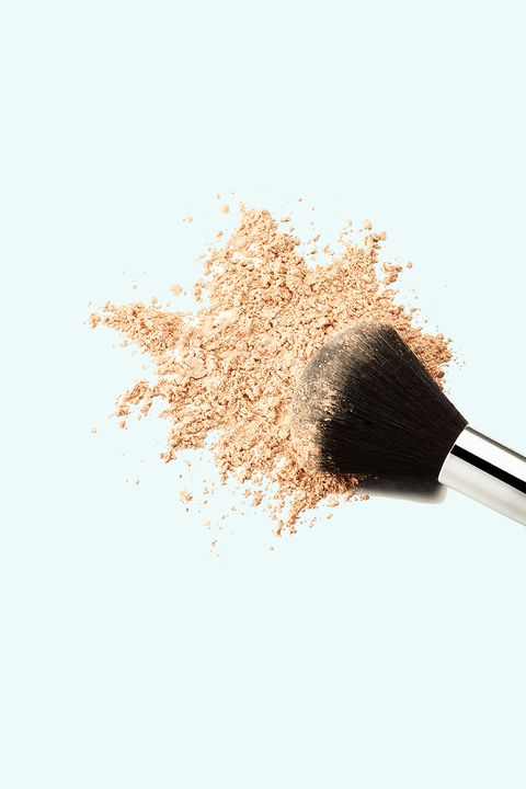 Brown, Brush, Ingredient, Beige, Spice, Paint brush, Makeup brushes, Art paint, Stationery, Powder,