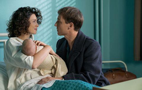 Birth, Patient, Child, Childbirth, Baby, Sitting, Comfort, Happy, Conversation,