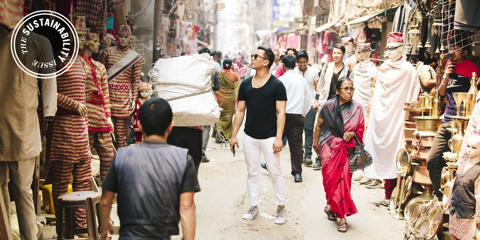 Prabal Gurung Takes on a Tour of His Nepal Hometown Kathmandu