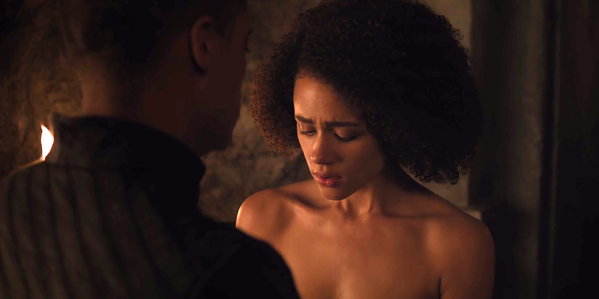 Game Of Thrones Grey Worm And Missandei Sex Scene -7739