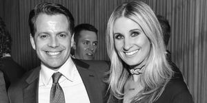 Anthony Scaramucci's wife filed for divorce while nine months pregnant