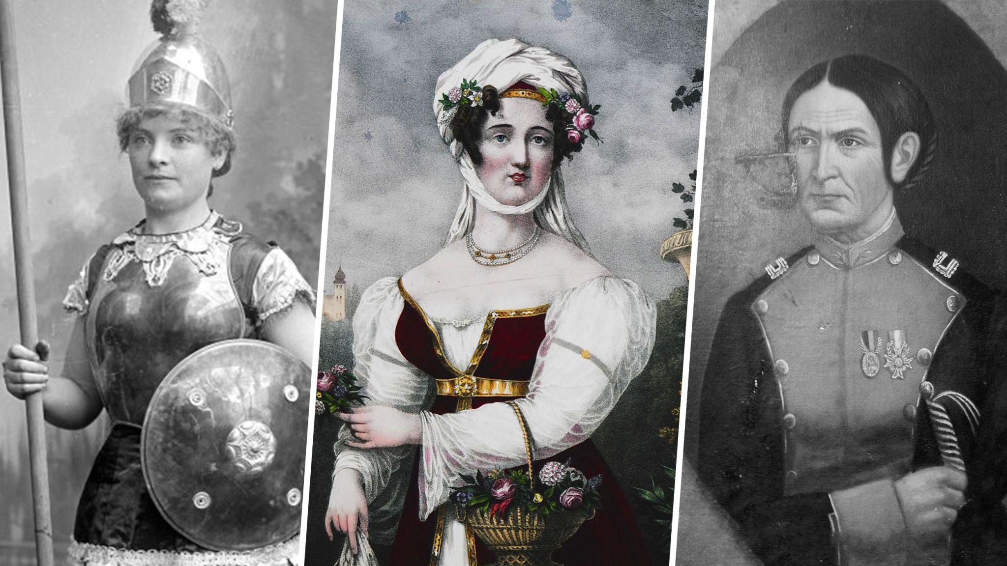 Women Warriors: The Hidden History of Female Combat Heroes