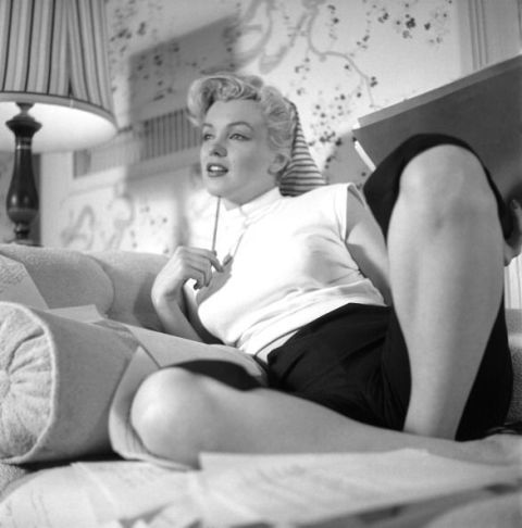 Sex pictures of marilyn monroe