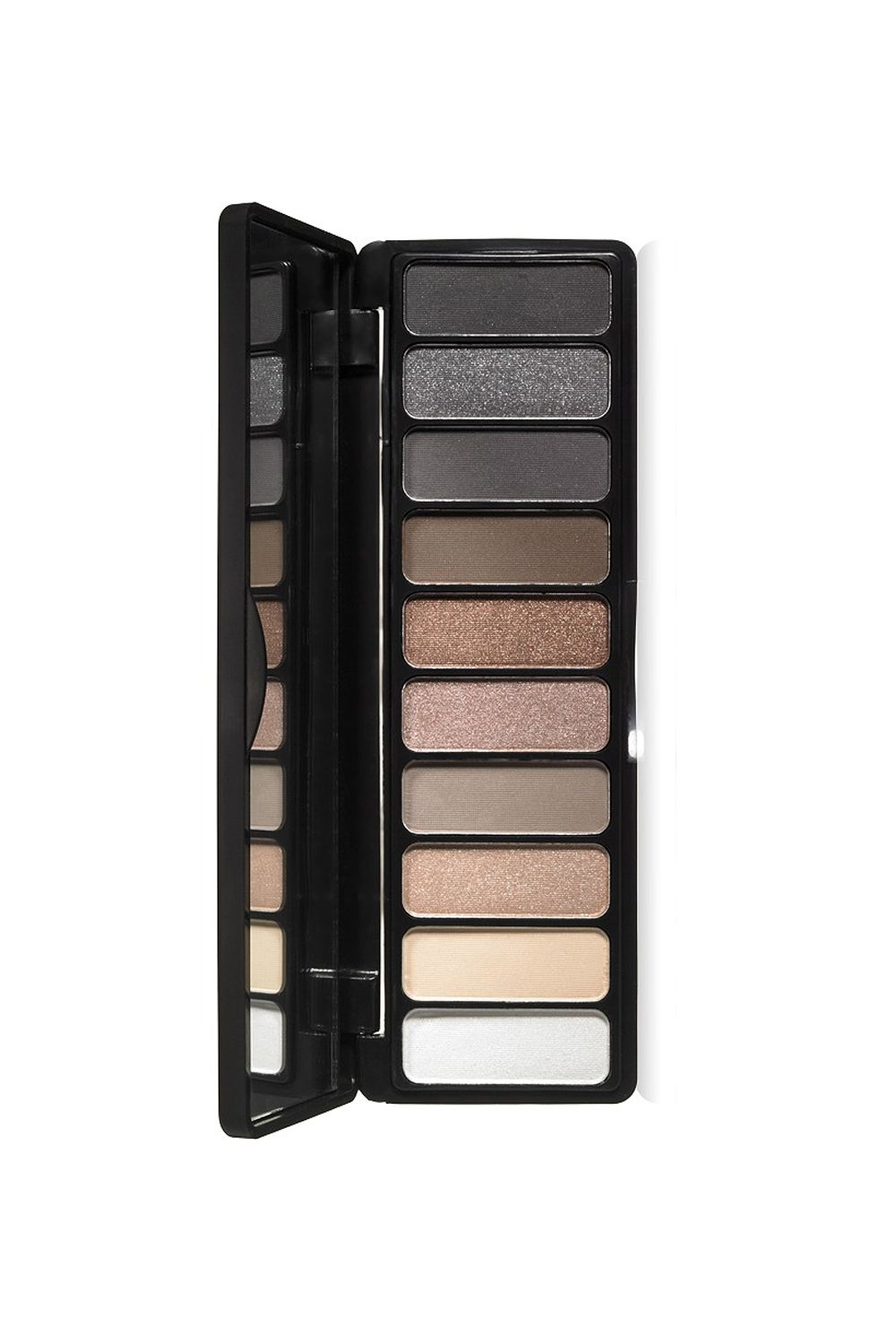 "<p>Most smoky palettes give you a billion glitter-packed shades you'll never use again, but this 10-shadow palette has an even mix of shimmery and satin shades in apricot to slate shades that you'll want to use long after Saturday night.<span class=""redactor-invisible-space"" data-verified=""redactor"" data-redactor-tag=""span"" data-redactor-class=""redactor-invisible-space""></span></p><p><i data-redactor-tag=""i"">E.l.f. Everyday Smoky Eyeshadow Palette, $10</i></p><p><strong data-redactor-tag=""strong"">BUY IT: <a href=""http://www.ulta.com/everyday-smoky-eyeshadow-palette?productId=xlsImpprod14521203"">ulta.com</a>. </strong></p>"