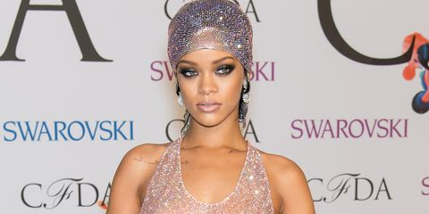 """<p>Everybody was talking about Rihanna's 2014 naked dress. """"I'll probably never get over this look,"""" <a href=""""https://twitter.com/Lost_Souls_Cafe/status/889586224268292096"""" data-tracking-id=""""recirc-text-link"""">said</a> one Twitter user. </p>"""