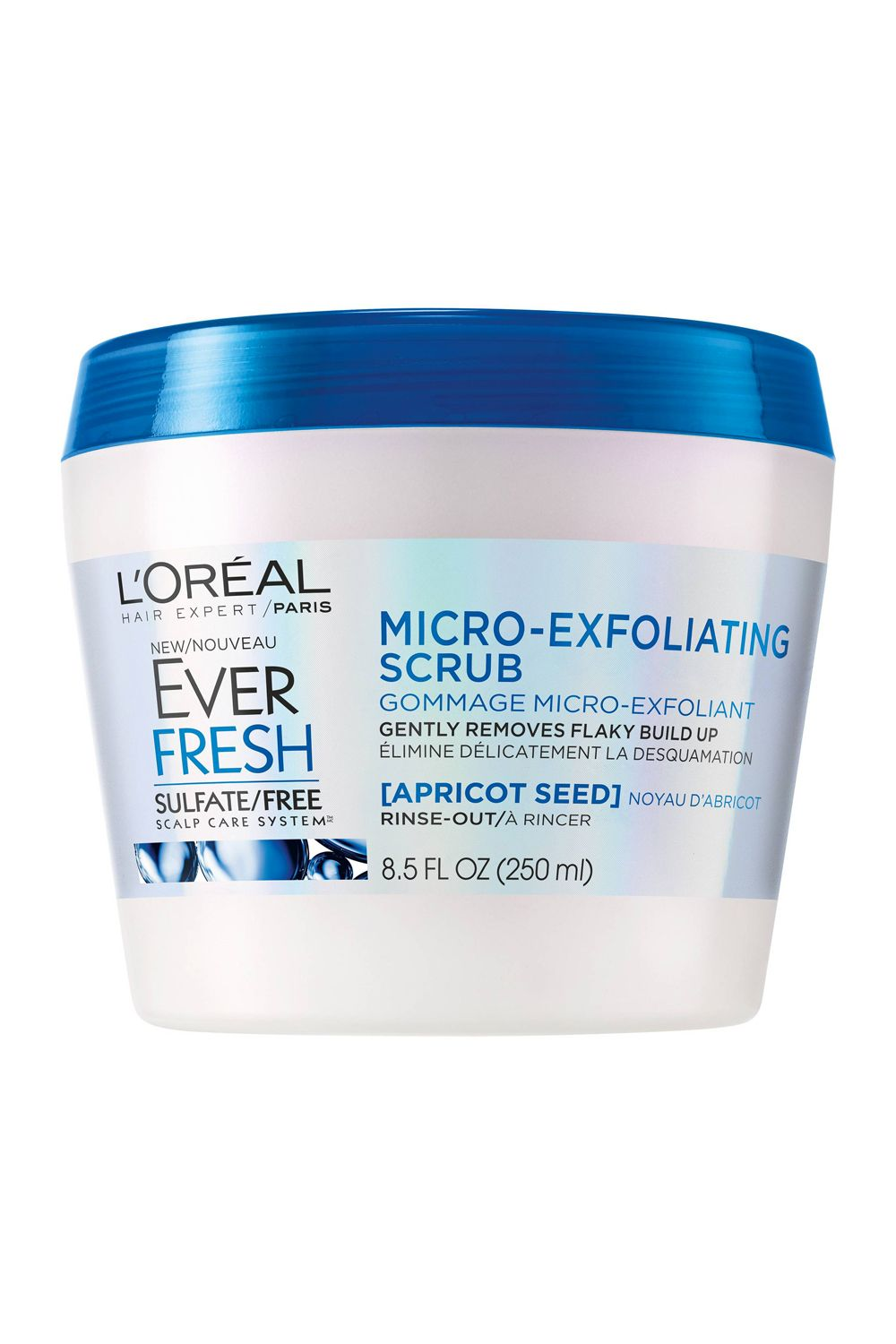"<p>Perfect for curly hair, this sulfate-free scrub uses crushed apricot seeds to gently exfoliate flakes, itchiness, and buildup.</p><p><i data-redactor-tag=""i"">L'Oreal Paris Hair Care Ever Fresh Micro-Exfoliating Scrub, $9</i></p><p><strong data-redactor-tag=""strong"">BUY IT: <a href=""https://www.target.com/p/l-oreal-174-paris-hair-expert-paris-ever-fresh-rinse-out-apricot-seed-micro-exfoliating-scrub-8-5oz/-/A-51267857?"">target.com</a>. </strong></p>"