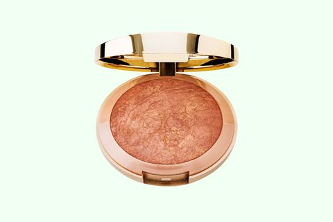 "<p>""Milani Baked Bronzer (I use it as a blush though!) in 04 Glow: It's a darker pink-peach with gold duochrome that, when you apply it on your cheeks, you get blush AND highlighter in one. I love it so much."" —@<a href=""https://www.reddit.com/r/MakeupAddiction/comments/6o0jrg/your_cheap_af_hgs/dkdrfxv/"">rpwthrowaway1698</a></p><p><i data-redactor-tag=""i"">Milani Baked Bronzer in Glow, $8.65 </i></p><p><strong data-redactor-tag=""strong"">BUY IT: <a href=""https://www.amazon.com/Milani-Baked-Bronzer-Glow-Ounce/dp/B00518N3VE"">amazon.com</a>.</strong></p>"