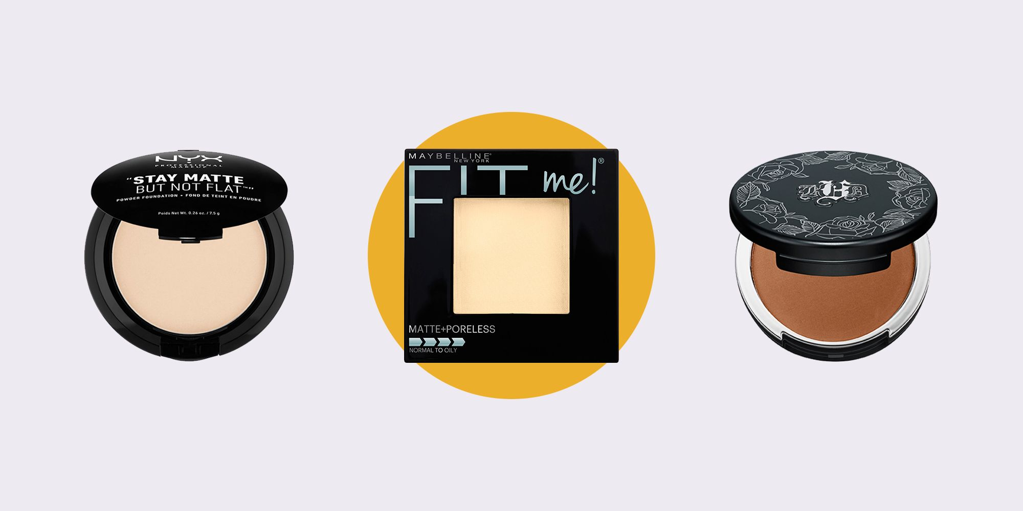 5 Best Powder Foundations The Best Powder Foundations For Oily Normal And Dry Skin