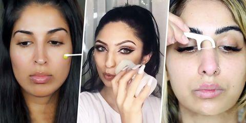 Nose, Lip, Cheek, Brown, Eye, Skin, Hairstyle, Eyelash, Chin, Forehead,