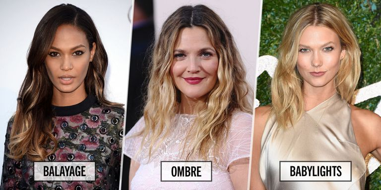 30 best hair highlights for 2017 every style and type of hair if celebrity dos have taught us anything over the past few years its that highlights can drastically differ from sun kissed to cool contrasts pmusecretfo Image collections
