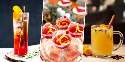 100 Christmas Cocktail and Drink Recipes to Get You in the Holiday Spirit