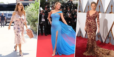 Clothing, Dress, Shoulder, Flooring, Formal wear, Style, One-piece garment, Beauty, Electric blue, Fashion,