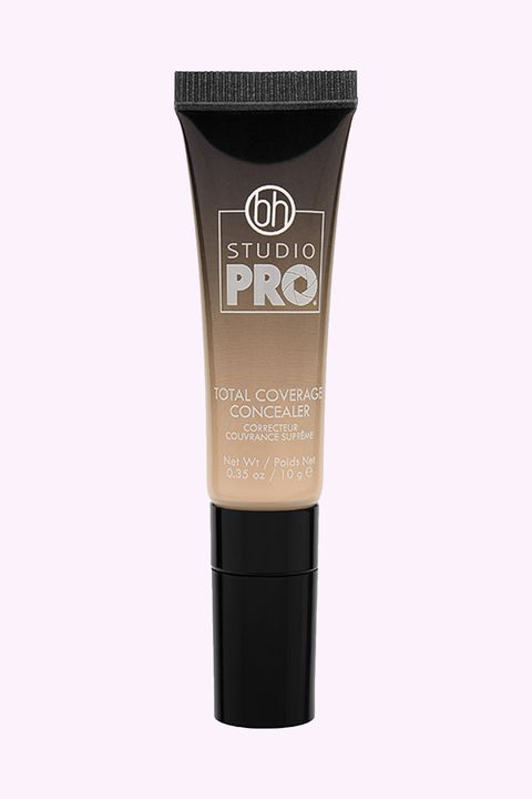 "<p>""This really, really surprised me. I'm a concealer snob…[but] this babe right here is true full-coverage; blends out like a dream and really lasts. It will crease a bit, but nothing like all the other cheaper concealers I tried…Really impressed by this, and the shade range is BOMB. BH Cosmetics really stepped up their game, in my opinion."" —@<i data-redactor-tag=""i""><a href=""https://www.reddit.com/r/MakeupAddiction/comments/6o0jrg/your_cheap_af_hgs/"">MrsLovettsPies</a></i></p><p><i data-redactor-tag=""i"">&nbsp;BH Cosmetics&nbsp;Studio Pro Total Coverage Concealer, $4</i></p><p><strong data-redactor-tag=""strong"">BUY IT: <a href=""http://www.bhcosmetics.com/studio-pro-total-coverage-concealer"">bhcosmetics.com</a>.</strong></p>"