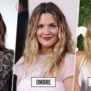 30 best hair highlights for 2017 every style and type of hair 13 celebrity ombr hairstyles to copy asap pmusecretfo Choice Image