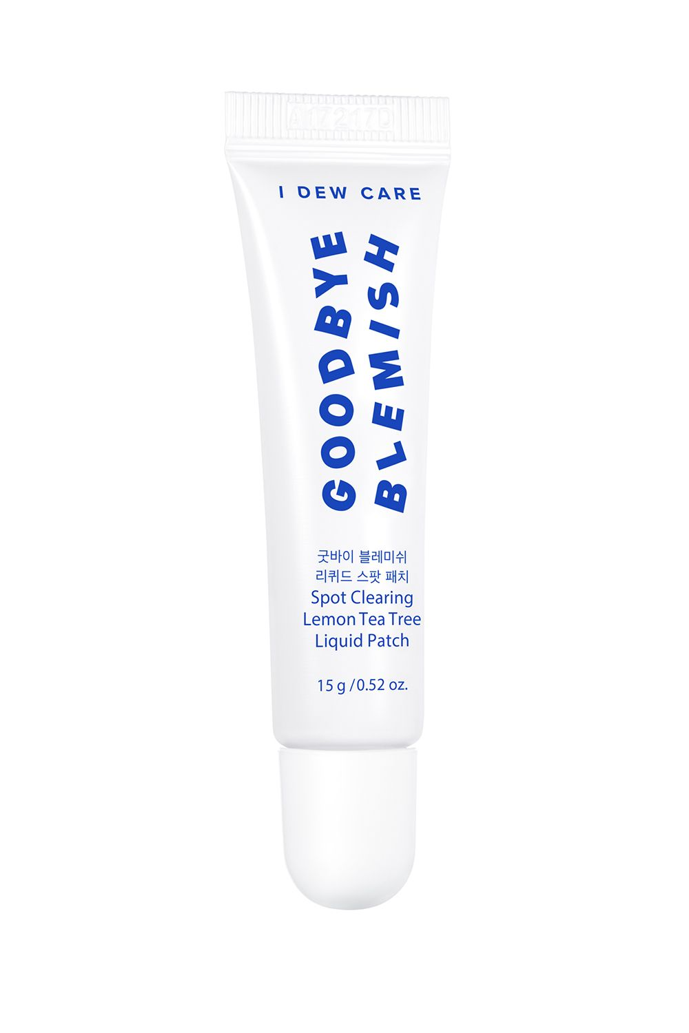 """<p>This tea tree-loaded gel acts as clear bandage for your zit—swipe on a thin layer, let it dry, and then apply your makeup or moisturizer on top, without worrying about it slipping or sliding off.</p><p><i data-redactor-tag=""""i"""">Memebox I Dew Care Blemish Spot Patch, $15</i></p><p><strong data-redactor-tag=""""strong"""">BUY IT: <a href=""""http://www.ulta.com/i-dew-care-blemish-spot-patch?productId=xlsImpprod16361309"""">ulta.com</a>.</strong></p>"""