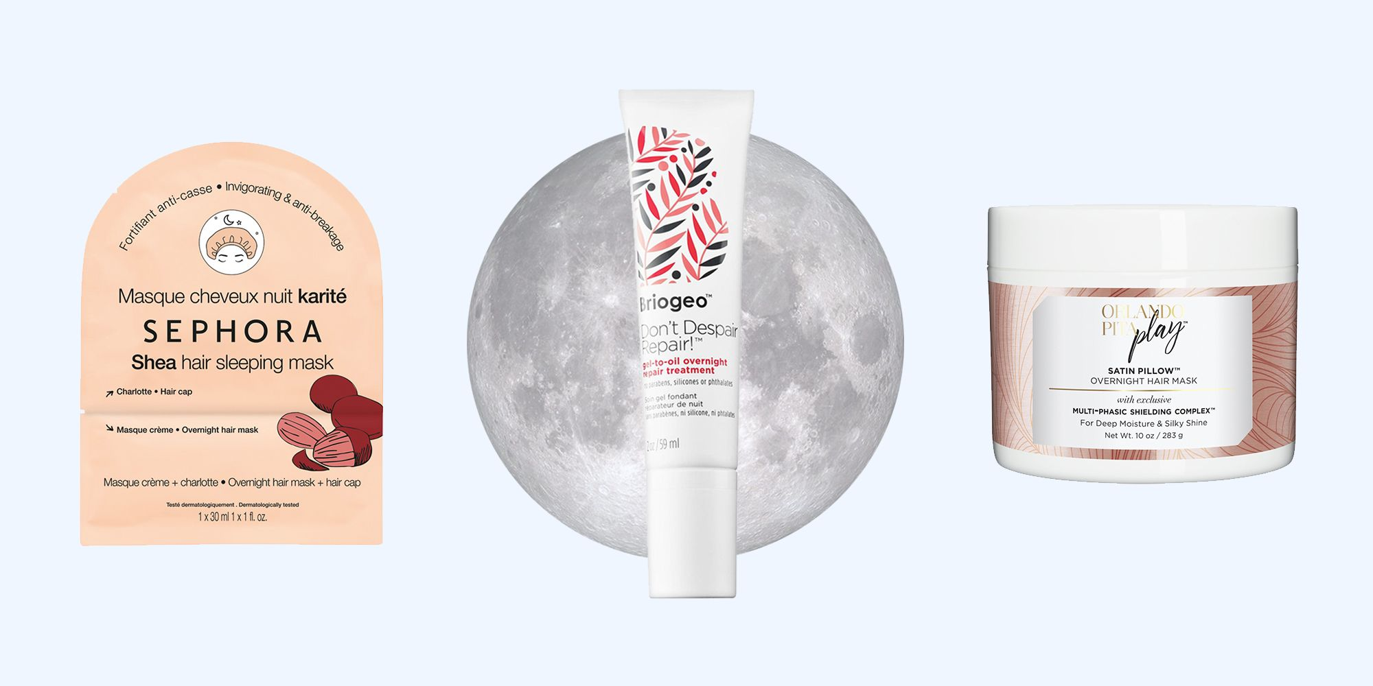 7 Best Overnight Hair Masks - Hair Treatments for Smooth