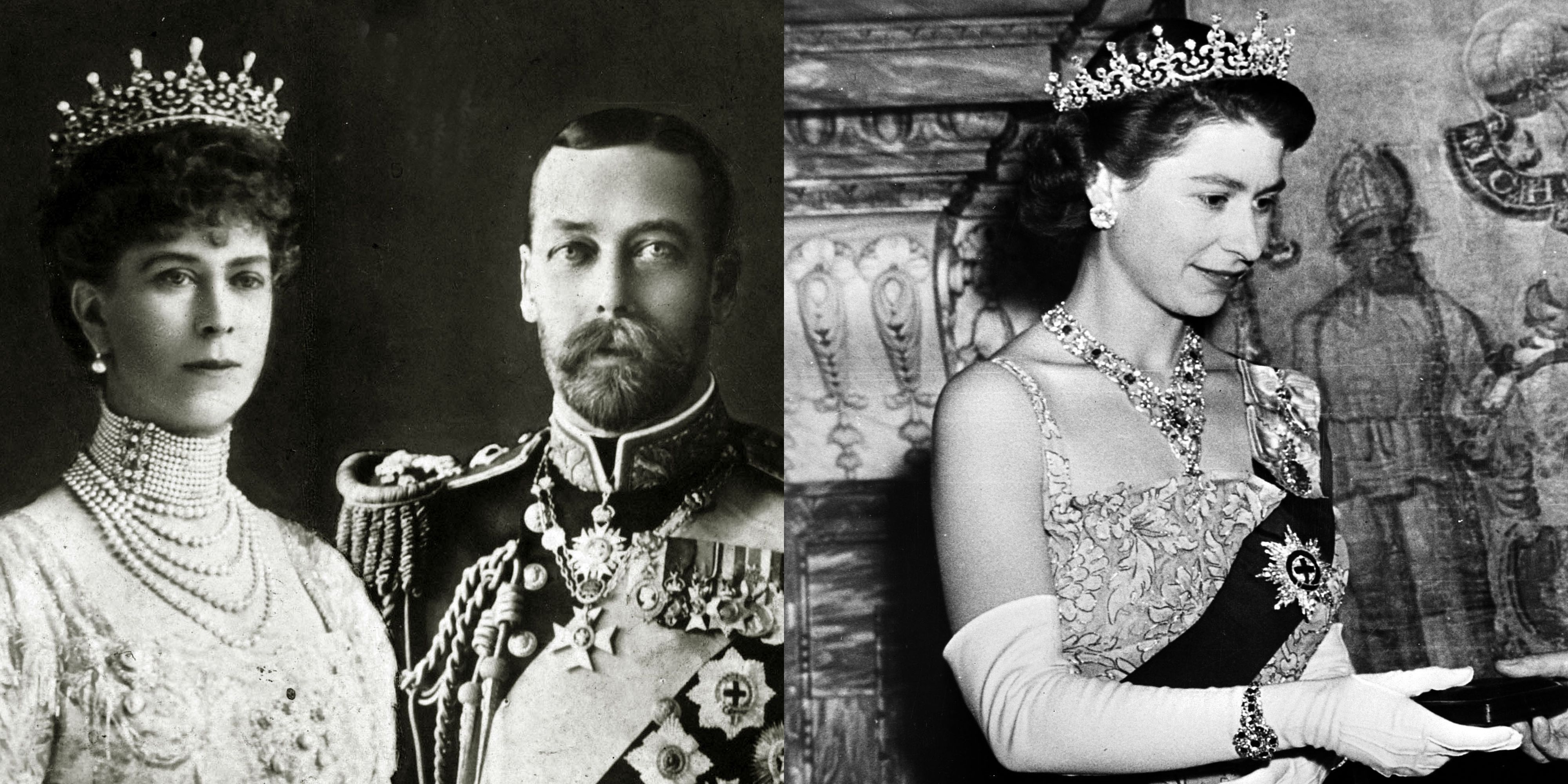Royal Family Tiaras 15 Best British Royal Family Jewels In History