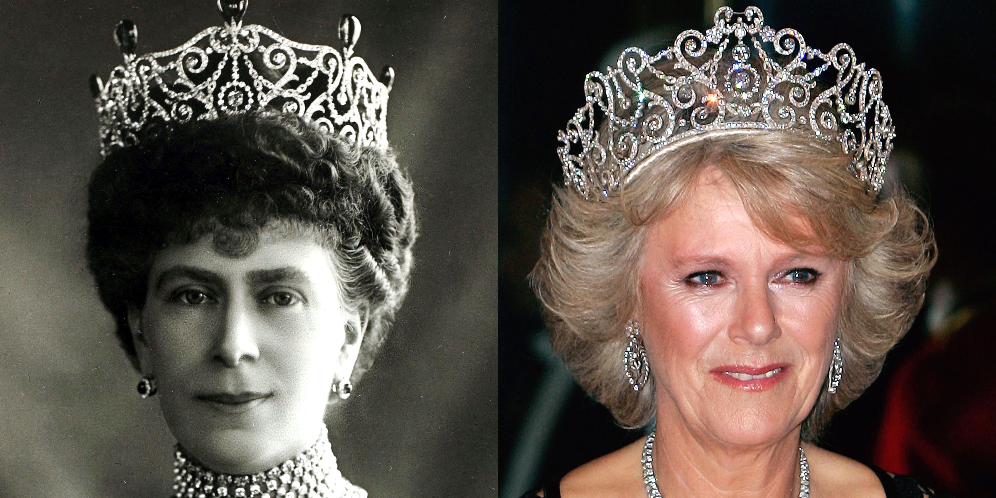19 Best Royal Family Tiaras Of All Time British Royal Family