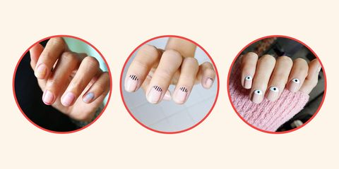 13 Pretty Minimalist Nail Ideas To Copy Easy And Simple Nail Art