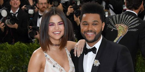 Selena Gomez and The Weeknd comedy club date