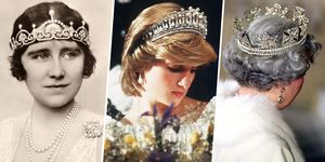 Why Meghan Markle Can't Wear a Tiara - All Your Royal Tiara
