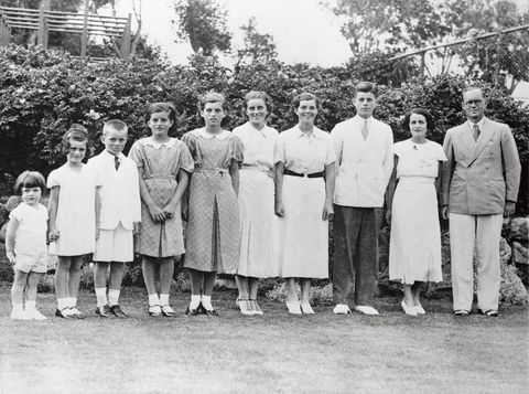"<p>Rose Kennedy had extremely strict <a href=""https://www.irishcentral.com/roots/history/lost-interviews-reveal-kennedy-clan-secrets-of-matriarch-rose"" data-tracking-id=""recirc-text-link"">rules</a> that she enforced on a daily basis. Her children&nbsp&#x3B;were not allowed to cry, they were only allowed to eat certain foods (Rose wanted them to stay lean), lateness was not tolerated, and they were&nbsp&#x3B;&nbsp&#x3B;tasked with researching assigned topics and presenting reports at dinner.&nbsp&#x3B;</p>"
