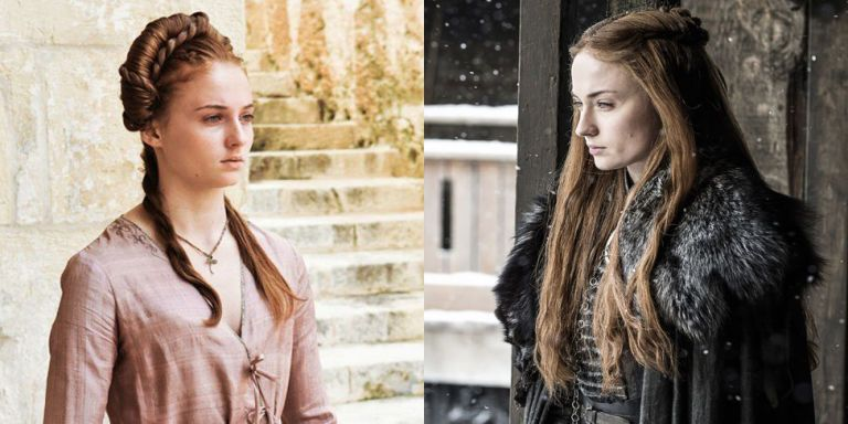 Sansa Stark's Clothing Evolution on 'Game of Thrones' Has So Much Hidden Meaning