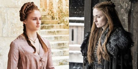 There's So Much Meaning Hidden in Sansa Stark's Fashion Evolution