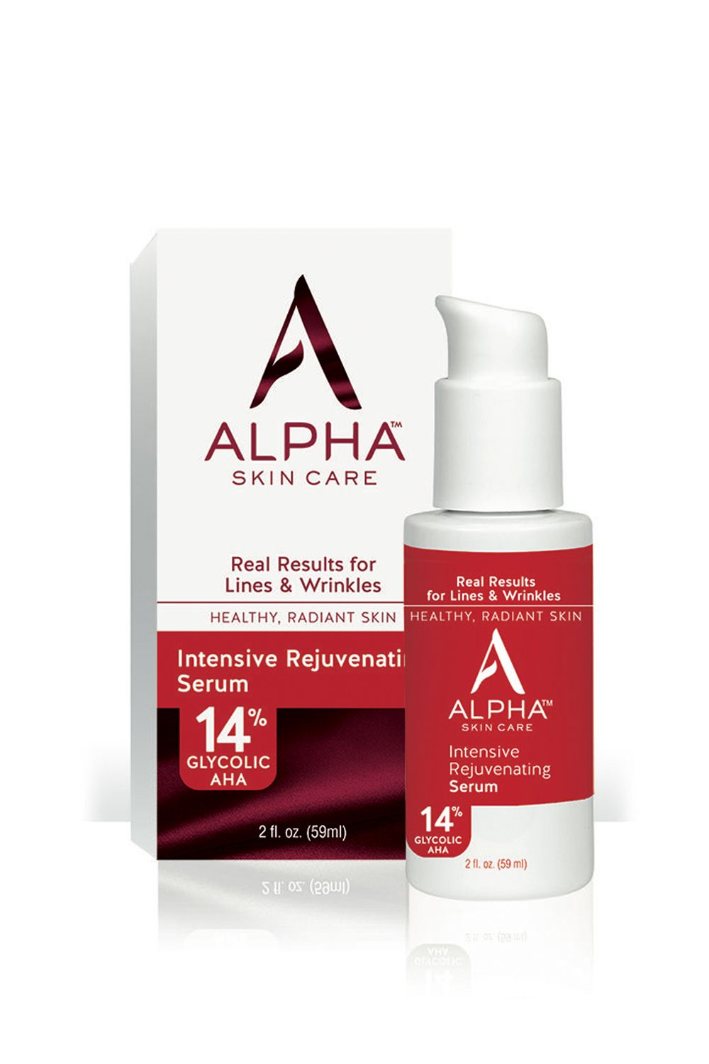 "<p>Not for the sensitive-skinned, the 14-percent glycolic acid in this night serum loosens up the glue-like bonds between your skin cells to increase turnover and generate newer, brighter, and tighter skin.</p><p><i data-redactor-tag=""i"">Alpha Skin Care Rejuvenating Serum, $18</i></p><p><strong data-redactor-tag=""strong"">BUY IT: <a href=""https://www.amazon.com/Alpha-Skin-Care-fragrance-free-paraben-free/dp/B01BW71W4W"">amazon.com</a>. </strong></p>"