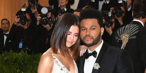 selena gomez and the weeknd PDA