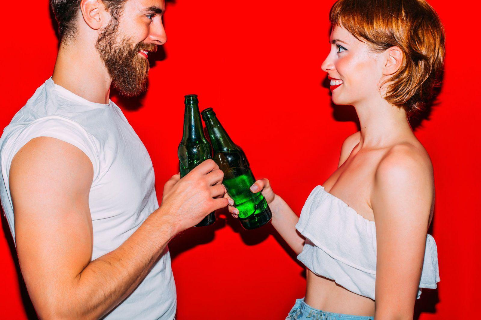 Decoding male dating behavior