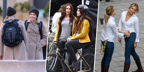 Street fashion, Fashion, Outerwear, Jeans, Headgear, Jacket, Photography, Denim, Style, Cap,
