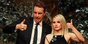Dax Shepard broke up with Kristen Bell before they got married