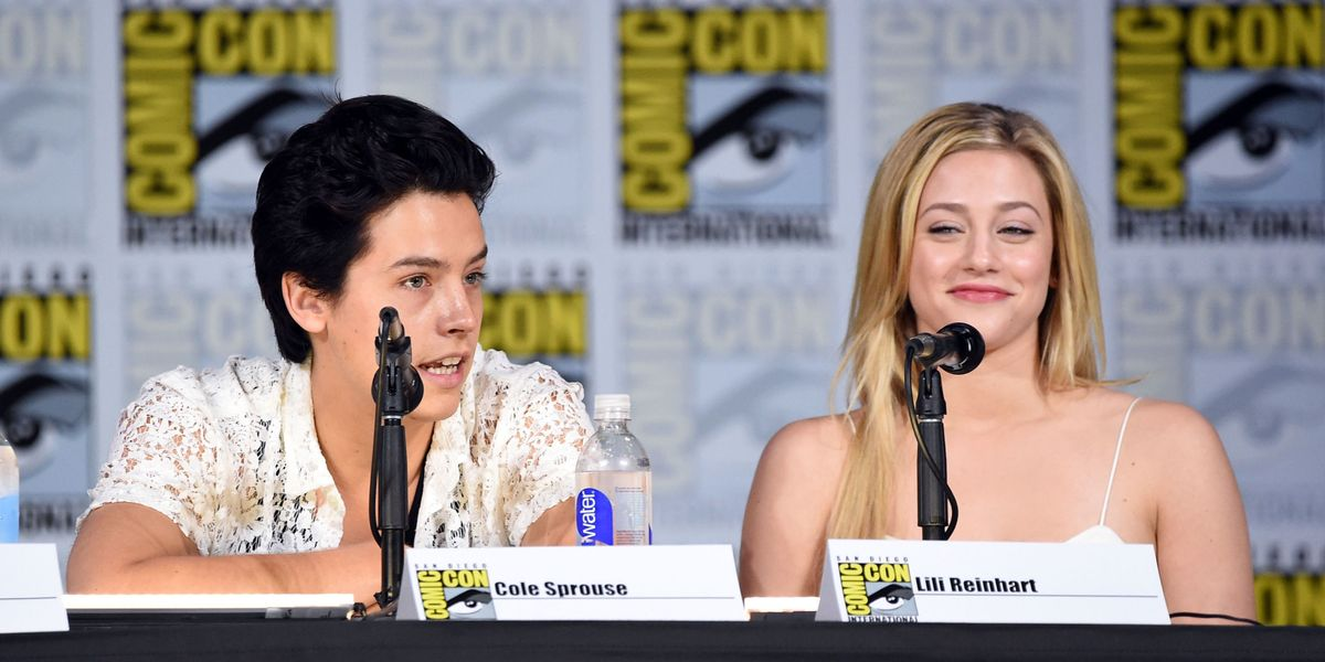 Skeet Ulrich Says Lili Reinhart And Cole Sprouse Are Datng -3878