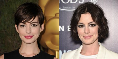 25 Celebrity Hairstyles with Bangs - Best Haircuts with Bangs