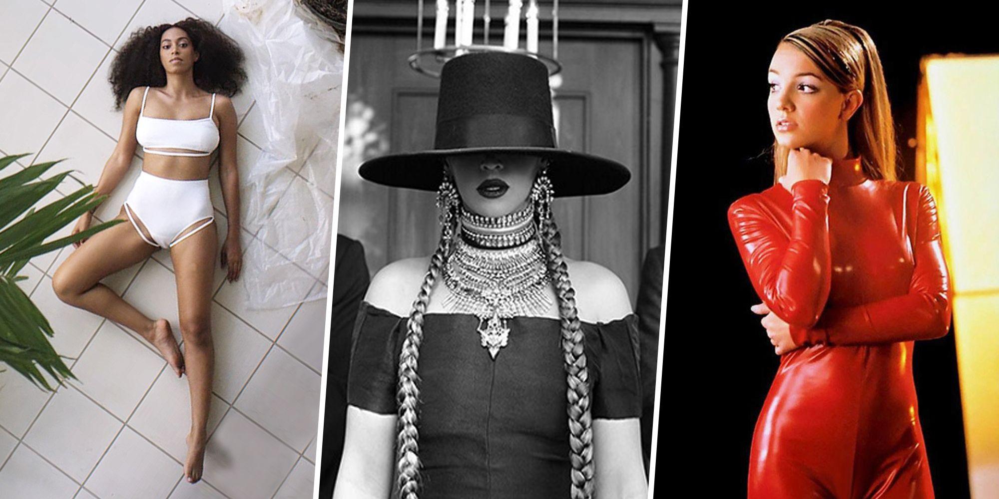Top Models In Music VideoHistory