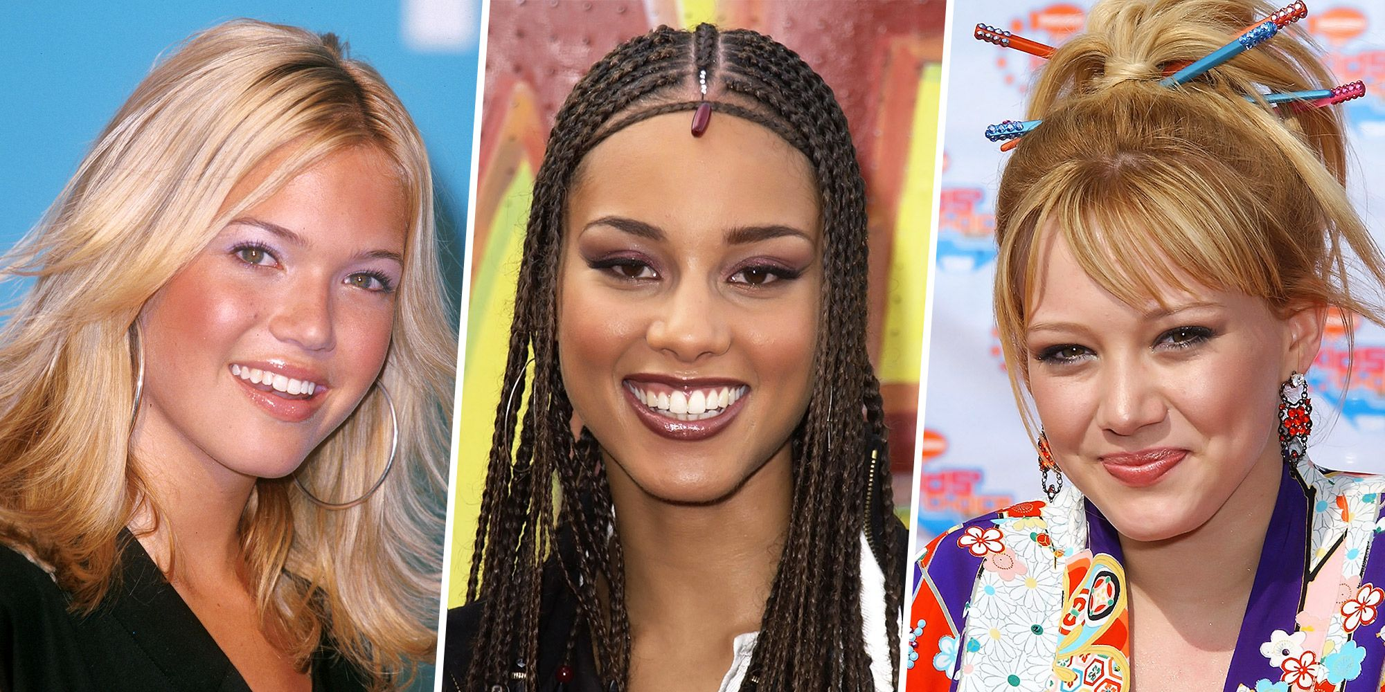 The Worst 00s Beauty Trends The Best And Worst Hair And Makeup Looks From The 2000s