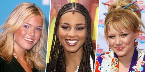 The Worst \'00s Beauty Trends - The Best and Worst Hair and ...
