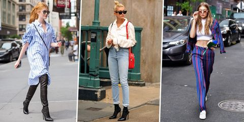 14 Fall Outfit Ideas Brought to You by Celebs Who Can't Wait Either
