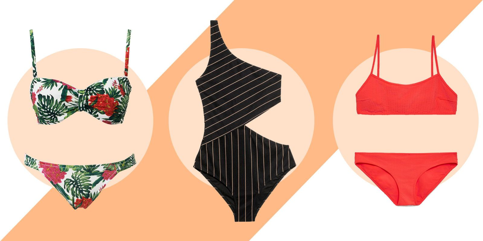 12 Under-$100 Swimsuits to Buy for Summer's Last Hurrah