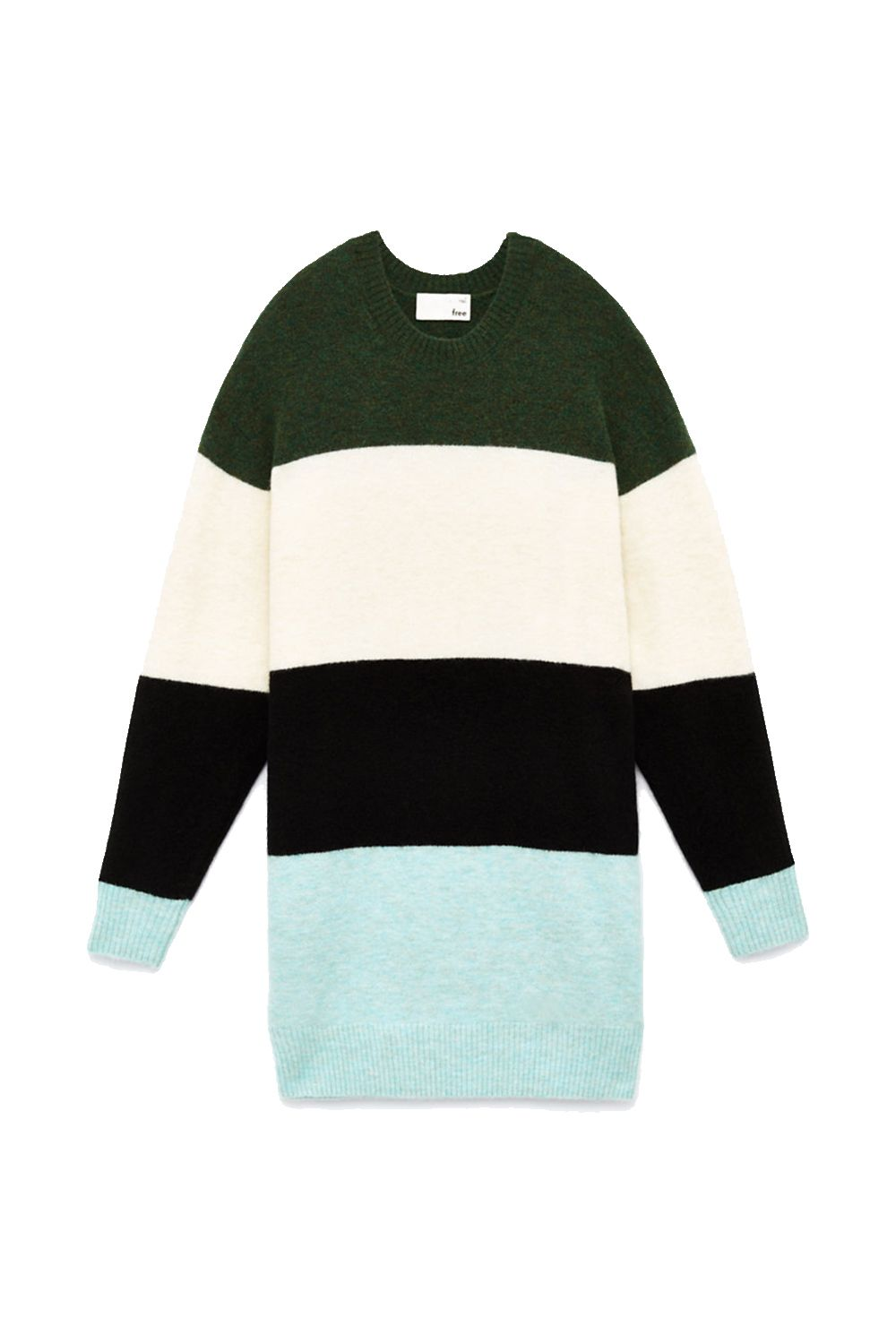 "<p>The rugby shirt is baaack. If you're still traumatized by the <em data-redactor-tag=""em"" data-verified=""redactor"">Blues Clues</em> people just REPLACING Steve with some rando, here's a gentler, cozier sweater dress with the same stripey vibe. There, there.</p><p><em data-redactor-tag=""em"" data-verified=""redactor"">Aritzia, $150</em></p><p><strong data-redactor-tag=""strong"" data-verified=""redactor"">BUY IT: <a href=""http://us.aritzia.com/product/cipriana-dress/64736.html?dwvar_64736_color=13576"" target=""_blank"" data-tracking-id=""recirc-text-link"">aritzia.com</a>.</strong></p>"