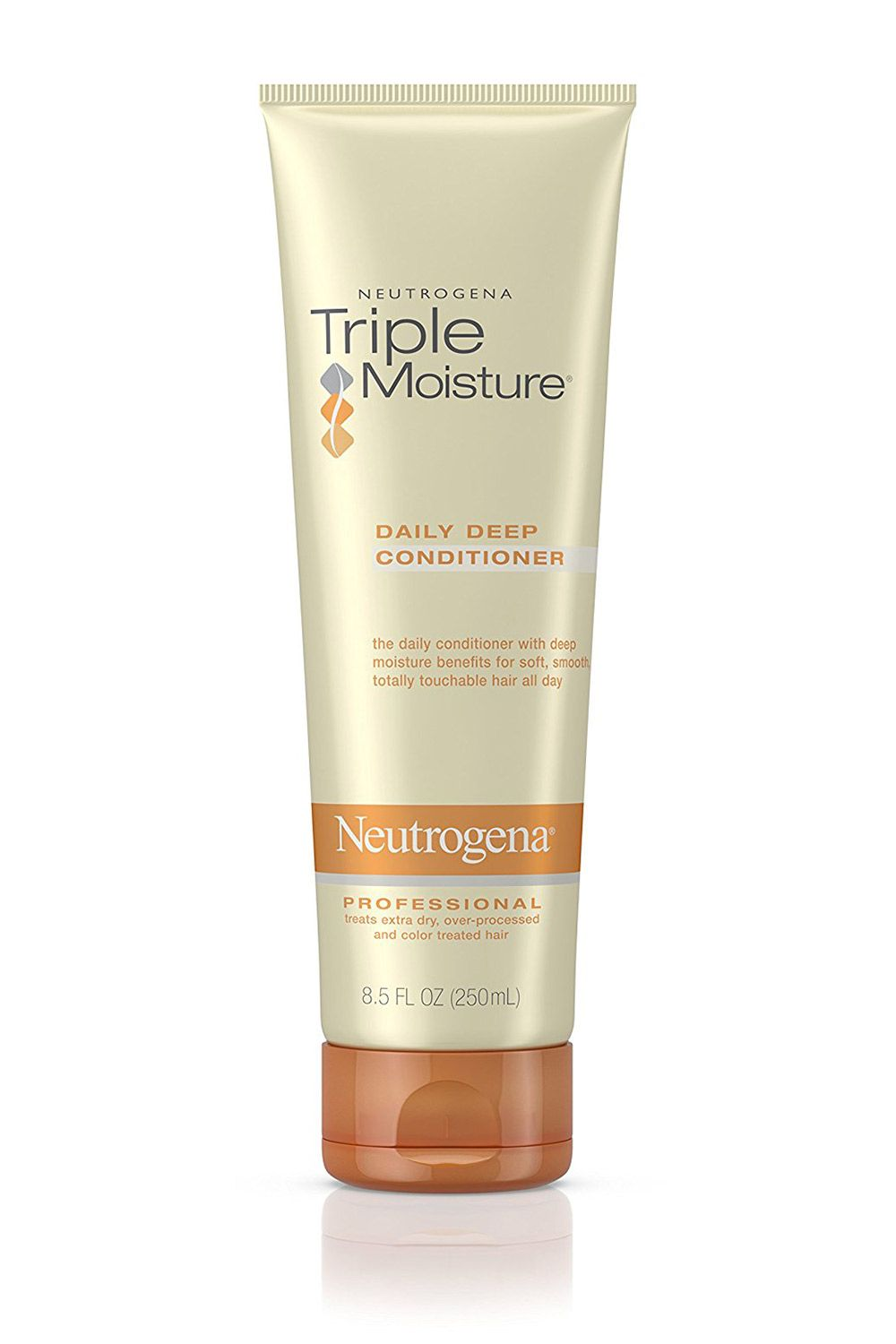 "<p>A cult-favorite for a reason, this creamy conditioner has just enough sweet almond oil and olive oil to deeply hydrate and soften hair, without feeling heavy or greasy after you rinse it out. </p><p><i data-redactor-tag=""i"">Neutrogena Triple Moisture Daily Deep Conditioner, $5</i></p><p><strong data-redactor-tag=""strong"">BUY IT: <a href=""https://www.walmart.com/ip/Neutrogena-Triple-Moisture-Daily-Deep-Conditioner-For-Dry-Hair-Moisturizing-8-5-Fl-Oz/10308652"">walmart.com</a>. </strong></p>"