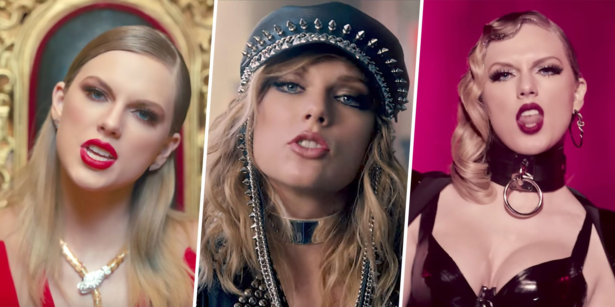 Taylor Swift Look What You Made Me Do Beauty Looks 16 Hair And