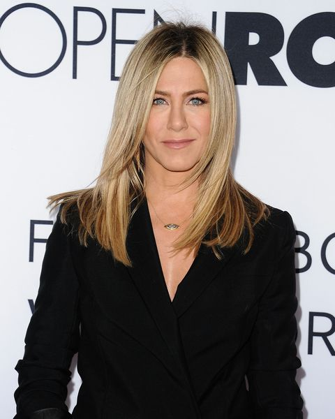 "<p>Jennifer Aniston is more famous for her layered ""The Rachel"" than any other hairstyle, and she's continued to style her hair in similar layers throughout her career. Why? Layers work super well on fine hair to give it shape and body. Instead of a flat curtain of hair, you've got plenty of gorgeous layers to style and work with. </p>"